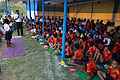 Nisith Ranjan Chowdhury Explains Medical Aspects of Football - Football Workshop - Nisana Foundation - Sagar Sangha Stadium - Baruipur - South 24 Parganas 2016-02-14 1358.JPG