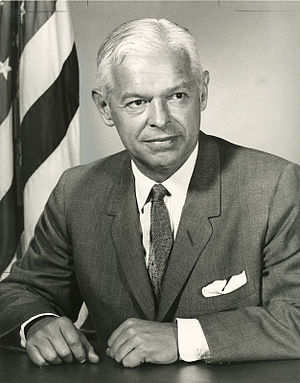 Paul Nitze - Paul Nitze as Secretary of the Navy