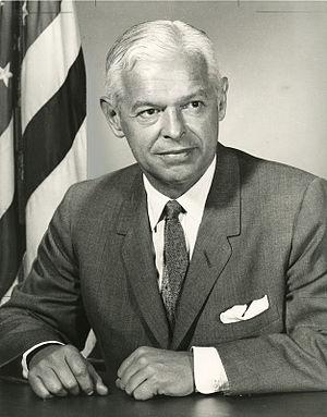 Paul Nitze - Paul Nitze as Secretary of the Navy