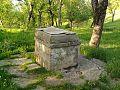 Nje Bunar me uje ne fshatin Kosturr,Has.jpg