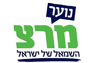 Meretz Youth - Image: Noar meretz 2010