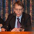 Nobel Prize laureate Lars Peter Hansen at press conference 2013.jpg