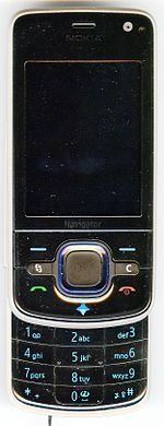 Image illustrative de l'article Nokia 6210 Navigator