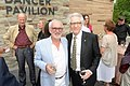 Norman Jewison and David Cronenberg. (48198927927).jpg