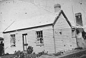 Norman Kirk - Norman Kirk's childhood home