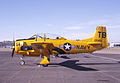 North American T-28C N128JC (4879806546).jpg