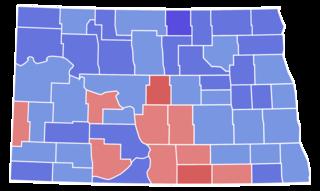 1964 United States Senate election in North Dakota