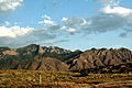 Northwest face Sandia Mountain.JPG