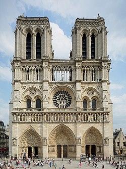 کلیسای نوتردام پاریس