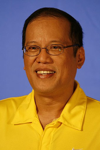 Benigno S. Aquino III, the current and 15th president of the Republic of the Philippines. - Philippines