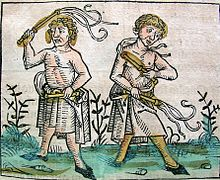 Nuremberg chronicles - Flagellants (CCXVr).jpg