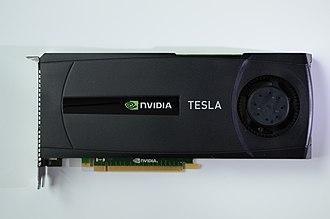 Nvidia Tesla - Nvidia Tesla C2075