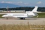 OO-EJA Dassault Falcon 7X FA7X - AAB (20944931060).jpg