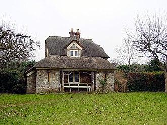 Grade I listed buildings in Bristol - Image: Oak Cottage, Blaise Hamlet