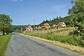 Obec Javoříčko od východu, Luká, okres Olomouc.jpg
