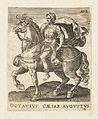 Octavius Caesar Augustus from Twelve Caesars on Horseback MET DP-1341-001.jpg
