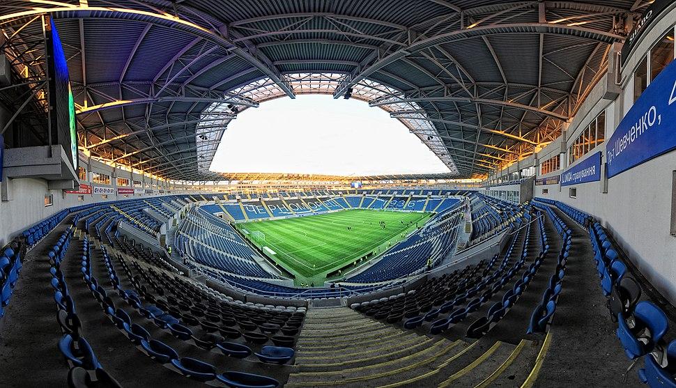 Odesa Chornomorets Stadium 1