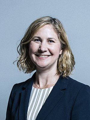 Anna McMorrin - Image: Official portrait of Anna Mc Morrin crop 2