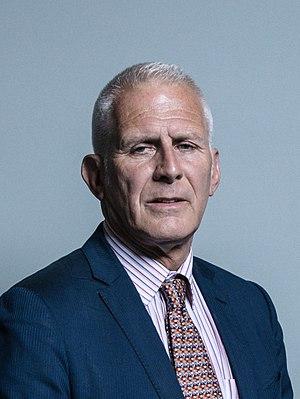 Gordon Marsden - Image: Official portrait of Gordon Marsden crop 2
