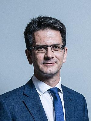 Steve Baker (politician) - Image: Official portrait of Mr Steve Baker crop 2