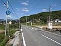 Okayama Prefectural Road Route 52 in Shoo -01.jpg