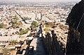 Old city wall, Udaipur, Rajasthan, India - panoramio.jpg