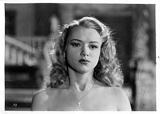 Olga Zubarry - Zubarry in the film Marianela, 1955