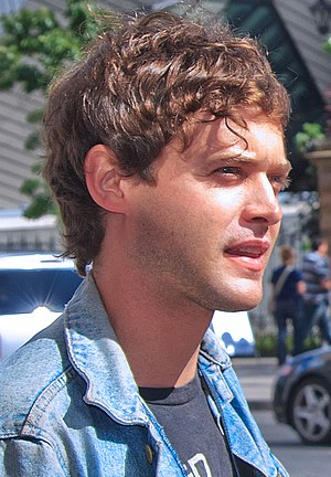 Oliver Ackland - Ackland at the 2010 Toronto International Film Festival