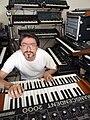 Olivier Briand in studio 2007.jpg