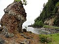 Olympic Peninsula Rocks - panoramio.jpg