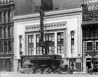 Rand Building - The Olympic Theatre (1903) in Buffalo, New York