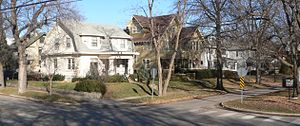 Field Club (Omaha, Nebraska) - Northeast corner of 36th Street and Woolworth Avenue