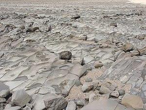 "Nichinan Kaigan Quasi-National Park - ""The Ogre's Washboard"""