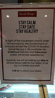Timeline Of The Covid 19 Pandemic In Malaysia Wikipedia