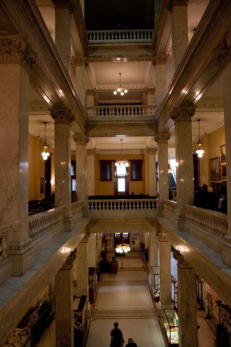 Ontario Legislative Building West Wing