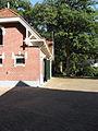 """Oostzijde van koetshuis van Landgoed """"Het Stroots"""" - RM 510586 01.jpg"""