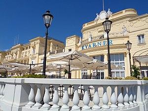 Opatija Grand Hotel  Opatijska Cvijeta