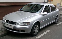 Vectra B facelift
