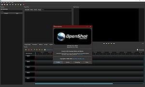 Openshot best free video editor
