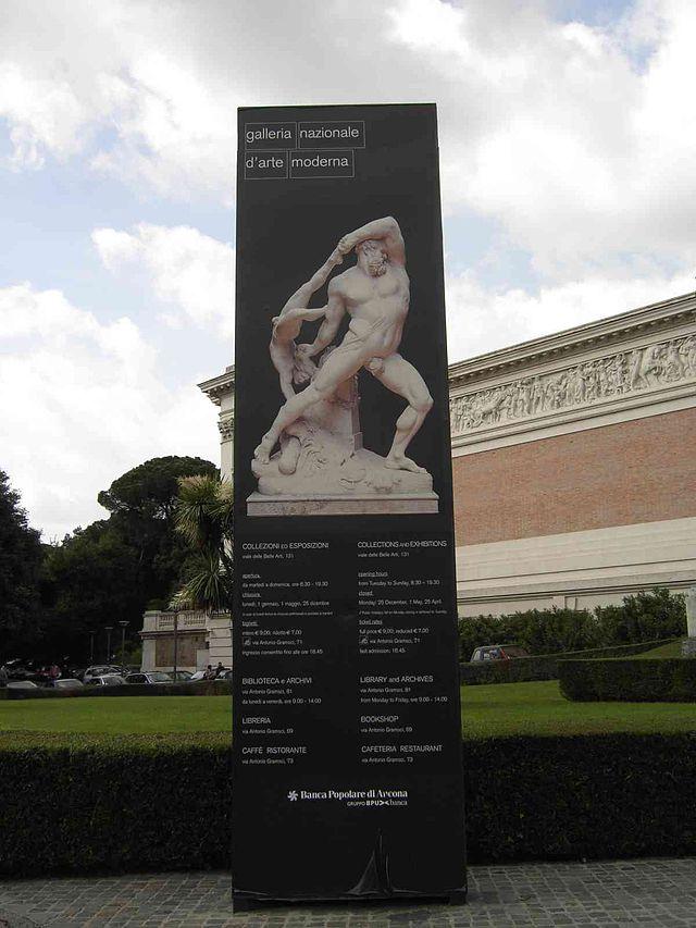 Opening hours of Galleria Nazionale d'Arte Moderna.jpg