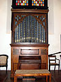 Organ in Groote Kirk, Galle Fort 0727.jpg