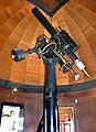 Original Telescope, Ondřejov Astronomical.jpg