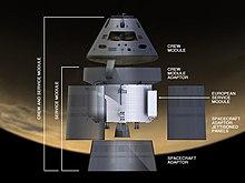 Orion Service Module Wikipedia