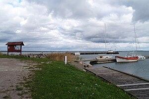 Orissaare - Image: Orissaare sadam