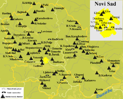 Orthodox churches in Vojvodina, built between 1989 and 2007.png