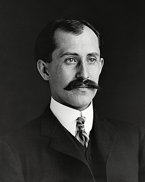 Wright brothers - Image: Orville Wright 1905 crop