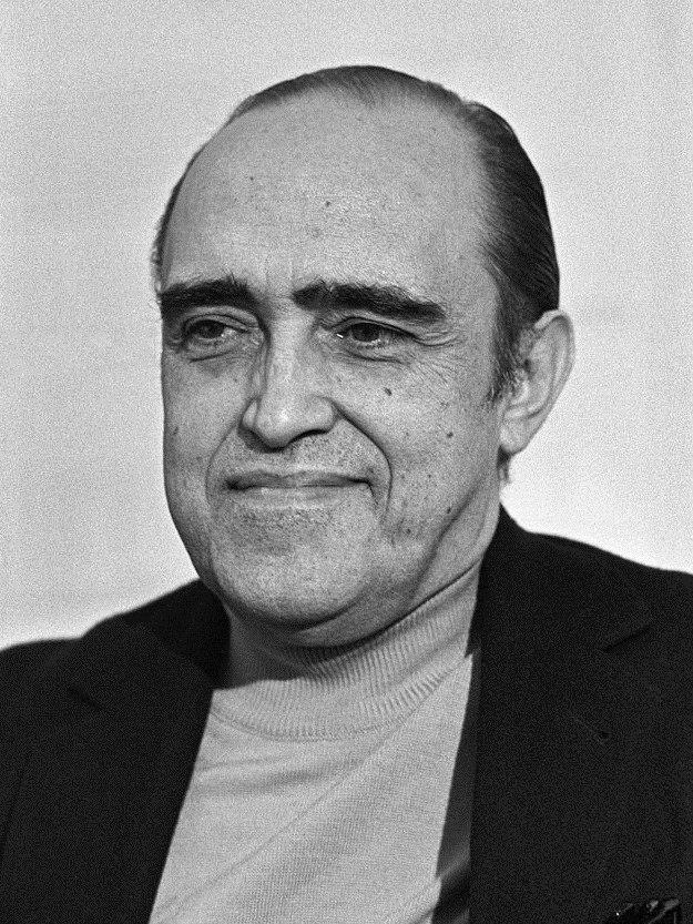 Oscar Niemeyer 1968