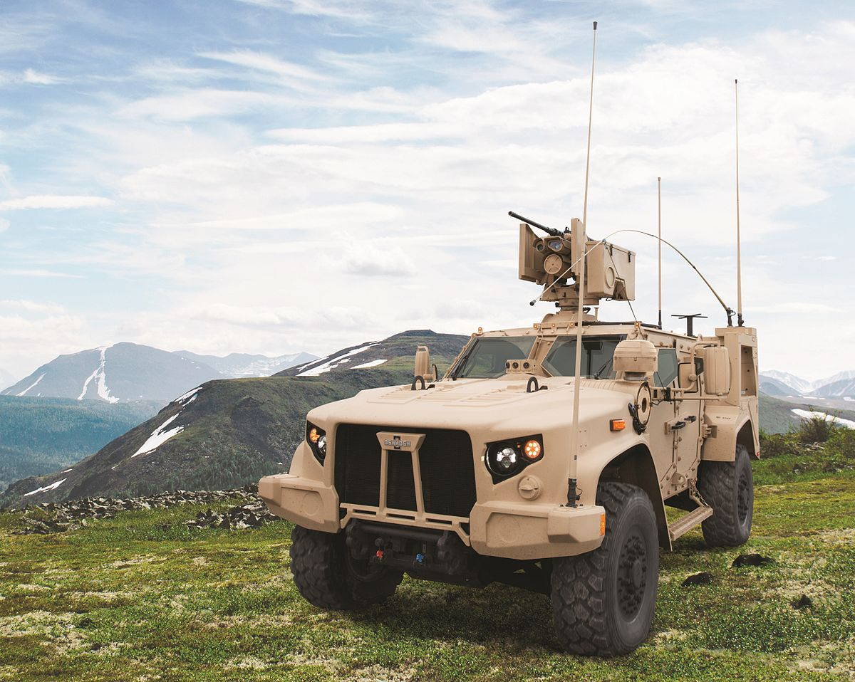 Oshkosh Defense Jltv >> Oshkosh L-ATV - Wikipedia