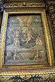 Ottaviano nelli e bottega, madonna col bambino, angeli, santi e anime del purgatorio, 1430-40 circa, poi ritoccato nel 1647 circa 01.JPG