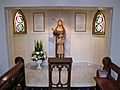 Our Lady of the Sacred Heart Church, Randwick - Statue - 005.jpg